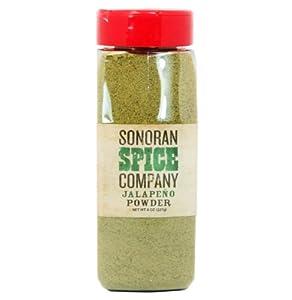 Jalapeno Powder 8 Oz by Sonoran Spice