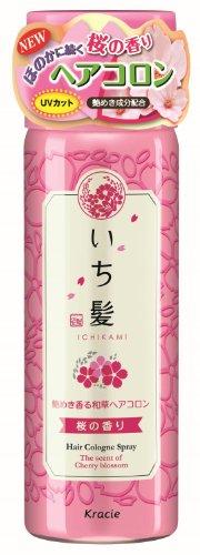 いち髪 艶めき香る和草ヘアコロン桜の香り 80g