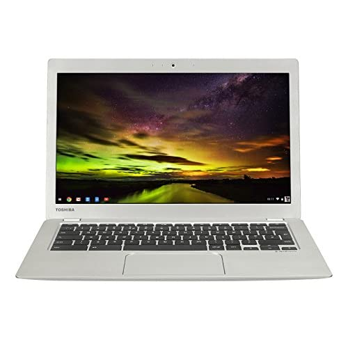 Toshiba CB30-B-103 13.3-Inch Chromebook - Intel Celeron 2.16 GHz, 2 GB RAM, 16 GB SSD, Chrome OS