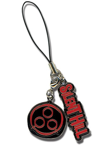 Silent Hill: Home coming Save Point Phone Charm.