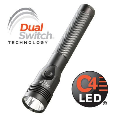 Streamlight Stinger Ds Led Hl Flashlight - 640 Lumens - Flashlight Without Charger