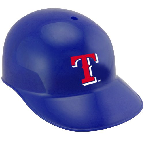 Rawlings Texas Rangers Royal Blue Replica Batting Helmet at Amazon.com