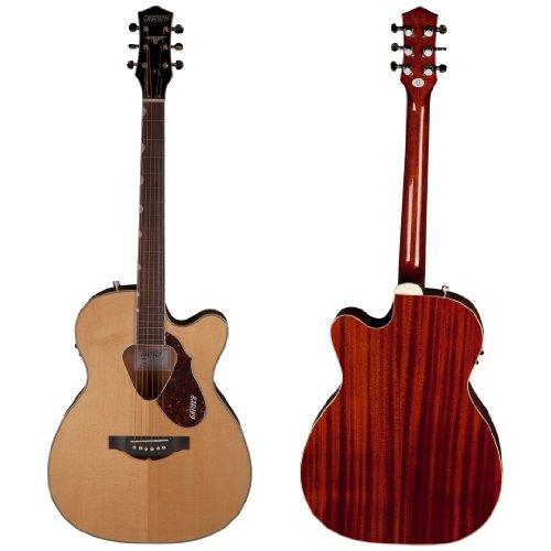 Gretsch G5013Ce Rancher Jr Acoustic-Electric Guitar - Natural
