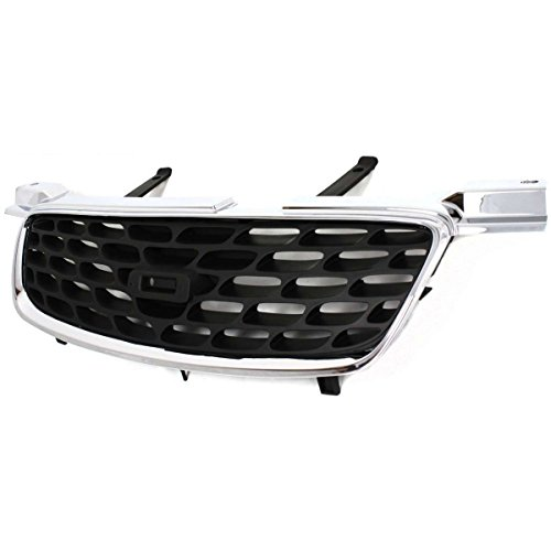 Diften 102-A0536-X01 - New Grille Grill for Nissan Sentra 2000-2003 NI1200190 623105M125