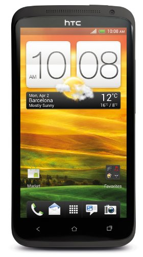HTC One X with Beats Audio Unlocked GSM Android SmartPhone - (Grey)