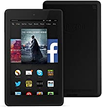 "Fire HD 6, 6"" HD Display, Wi-Fi, 8 GB (Black) - Includes Special Offers"