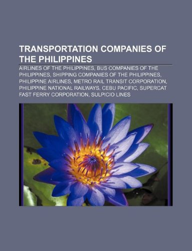 Transportation companies of the Philippines: Airlines of the Philippines, Bus companies of the Philippines