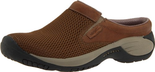 Merrell Men'S Encore Bypass Slip-On Shoe,Dark Earth,12 M Us
