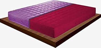 Materasso singolo in Memory Foam Lui/Lei Fashion Effetto Casa 80x190-195-200 cm