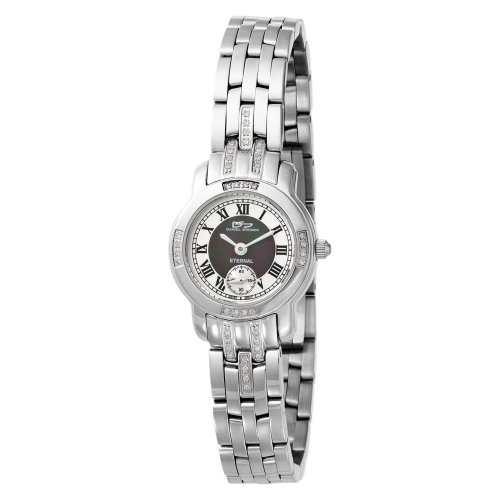 Daniel Steiger Women's 1999-L Eternal Stainless Steel Diamond Watch