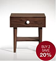 Conran Starley Bedside Table