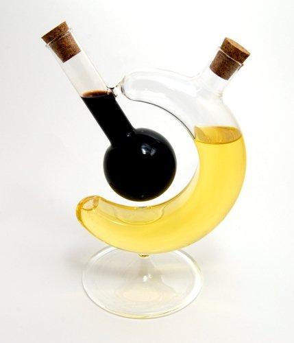 Crescent oil amp vinegar cruet 634449906212