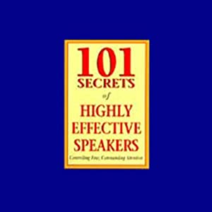 101 Secrets of Highly Effective Speakers Hörbuch