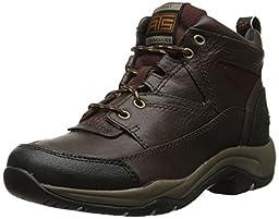 Ariat Women\'s Terrain Hiking Boot, Cordovan, 7.5 B US
