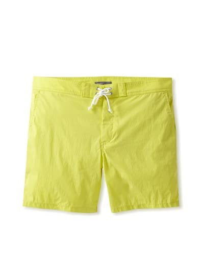 Vince Men's Solid Trunks Swimwear