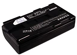 Battery2go Li-ion BATTERY Pack Fits Canon FV1, V75Hi, BP-911K, BP-941, G30Hi, BP-914, ES8000V, BP-915, BP-924