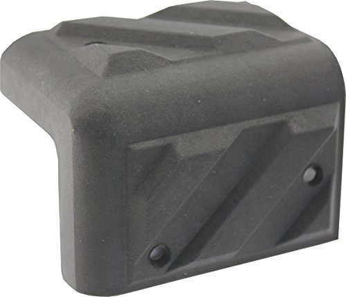 Set of 8 SPEAKER CORNERS PA/DJ CABINET STACKABLE Heavy Duty ABS Plastic (Speaker Cabinet Parts compare prices)