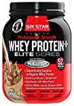 Six Star Pro Nutrition Whey Isolate, Professional Strength, Decadent Chocolate 1.5 lb (658 g)