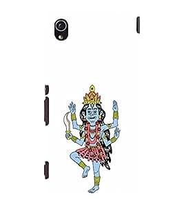 EPICCASE goddess Mobile Back Case Cover For Sony Xperia M4 Aqua Dual (Designer Case)