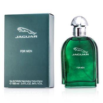 Vert Jaguar edt pulvérisation