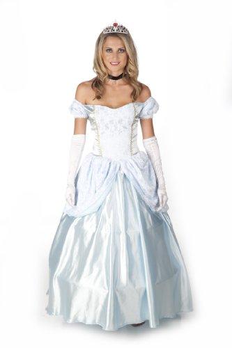 Smiffys Little Bo Peep Full Outfit Fancy Dress Costume 8 10