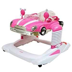 Combi All in One Activity Walker, Pink (Discontinued by Manufacturer)
