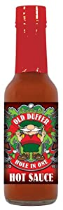 3 Pack Hsh Old Duffer Cayenne Hot Sauce 5 Oz by Hot Sauce Harry's