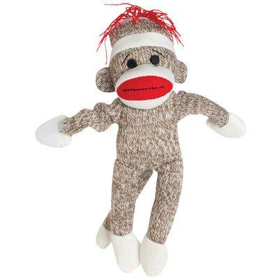 Toysmith Fling Sock Monkey