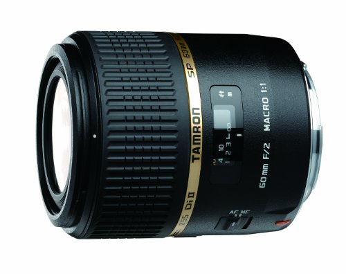 Tamron Af 60Mm F/2.0 Sp Di Ii Ld If 1:1 Macro Lens For Sony Digital Slr Cameras (Model G005S)