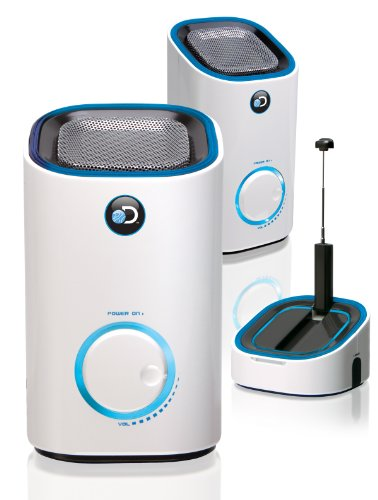 Discovery Expedition 2-Piece Outdoor Speaker Set