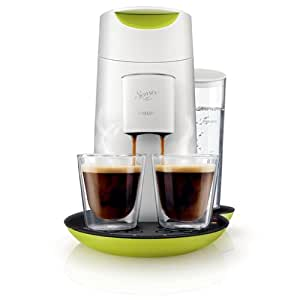 Philips Senseo Twist HD7870/10 POD Coffee System - White/ Green