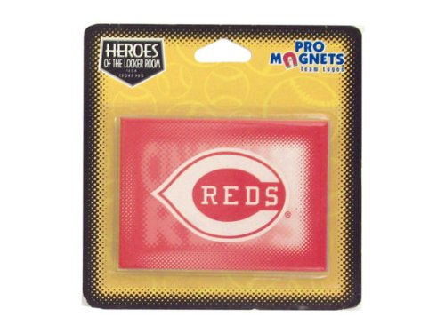 cinncinati reds mlb magnet - Pack of 24