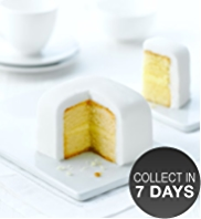 Soft Iced all Butter Sponge Taster Pack