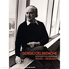 輸入盤DVD Celibidache Conducts Ravel&Debussy (2008)の商品写真