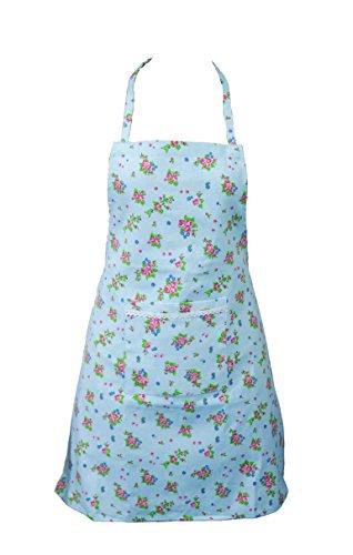 [Siq Nature Hot Chick Rose Cheat Sheet Kitchen Apron] (Mrs Claus Costume Makeup)