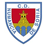 CD Numancia De Soria - Spain Football Soccer Futbol - Car Sticker - 5