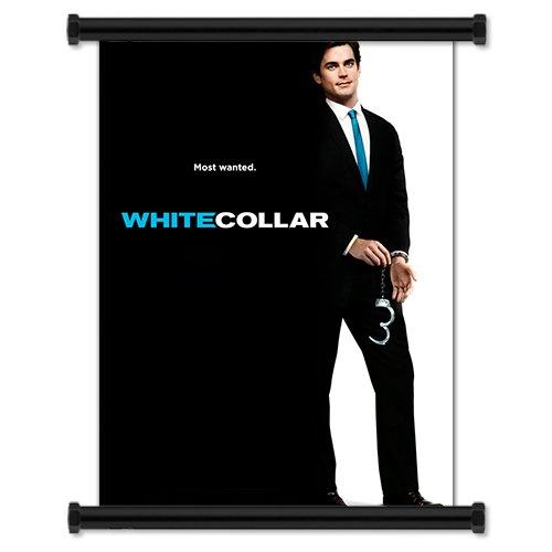 White Collar TV Show Season 2 Fabric Wall Scroll Poster (16