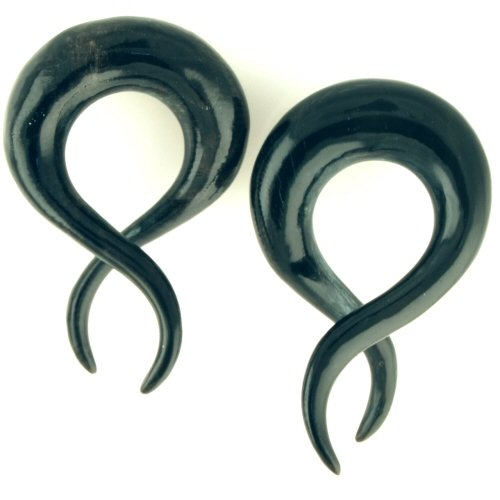 Pair of Horn Helix: 4g