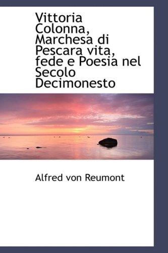 Vittoria Colonna, Marchesa di …