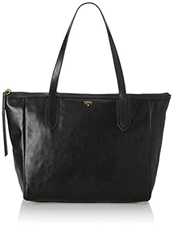 Fossil ZB5487 Sydney Shopper Bag, Black, One Size: Handbags: Amazon