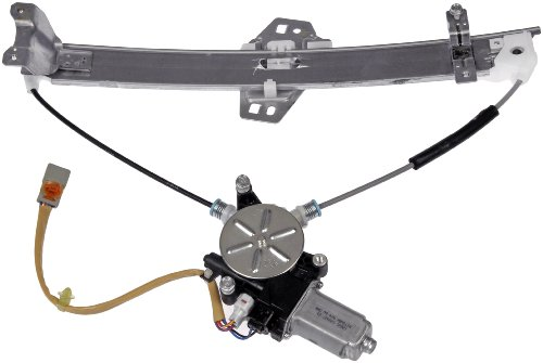Dorman 751-162 Acura CL Driver Side Front Power Window Regulator with Motor