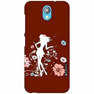 HTC Desire 526G Plus Back Cover - Silicon Musical Designer Cases
