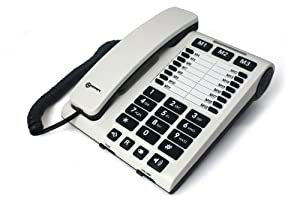 Geemarc CL1200 Loud Corded Desktop Telephone- UK Version