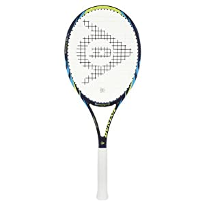 Click here to buy Dunlop Sports Biomimetic 200 Lite Tennis Racquet (3 8 Grip) by Dunlop Sports.