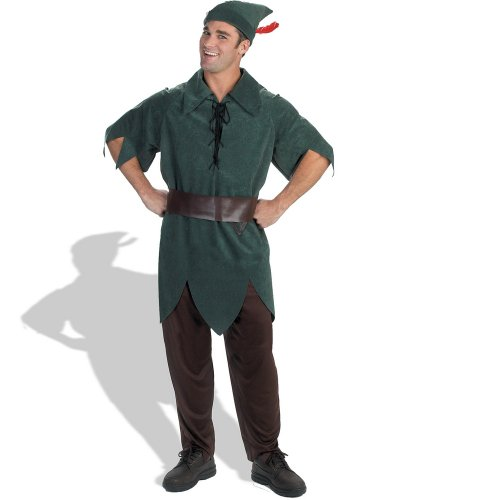 Disguise Mens Peter Pan Disney Adult Costume