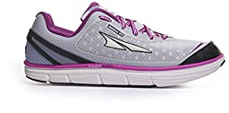 Altra Women\'s Intuition 3.5 Running Shoe, Orchid/Silver, 11 M US