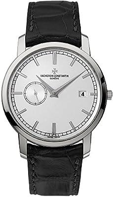 Vacheron Constantin Traditionelle Silver Dial Mens Watch 87172000G-9301
