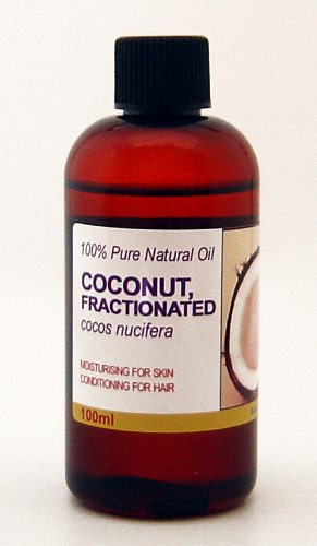 100ml Coconut Fractionated Oil