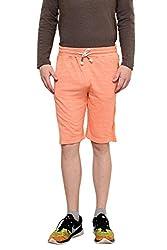 Orange Terry Shorts Large