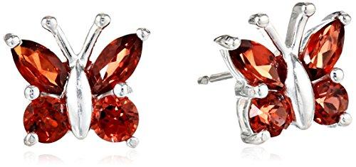 sterling-silver-88-cttw-garnet-butterfly-stud-earrings